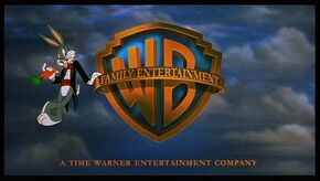 WB family entertainment logo