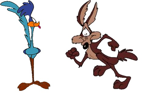 Wile E. Coyote and the Road Runner | Warner Bros Wiki | FANDOM powered by Wikia