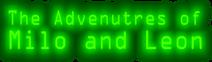 The Adventures of Milo and Leon Logo