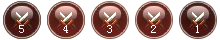 Battle ongoing icon
