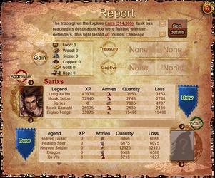 Battle Report- Draw