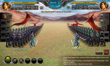 Battle full