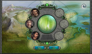 Avatar selection male