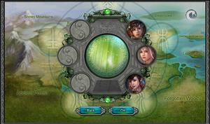 Avatar selection female