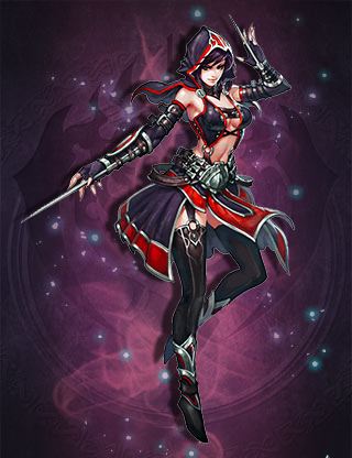 Royal Assassin Ayane