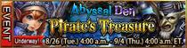 Abyssal Den Pirate's Treasure