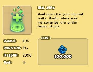 Heal Aura