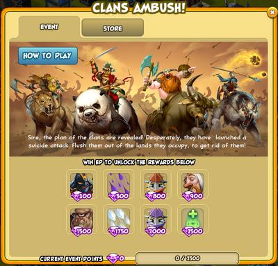 ClansAmbushevent