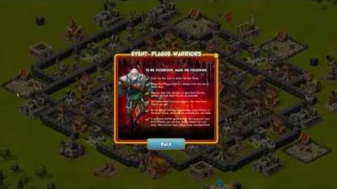 War of Mercenaries - NEW EVENT Plague Warriors