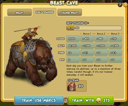 Bearwolfbonus