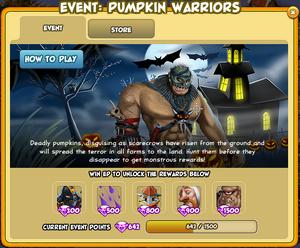 PumpkinWarriorEPbar