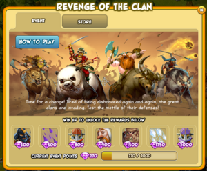 Revenge of the clans