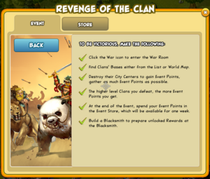 Revenge of the clans 3