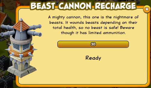 Cannonammunition