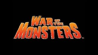 War Of The Monsters (2003 Game Trailer)