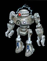 Robo 47 Front Concept