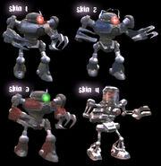 Robo47 skins