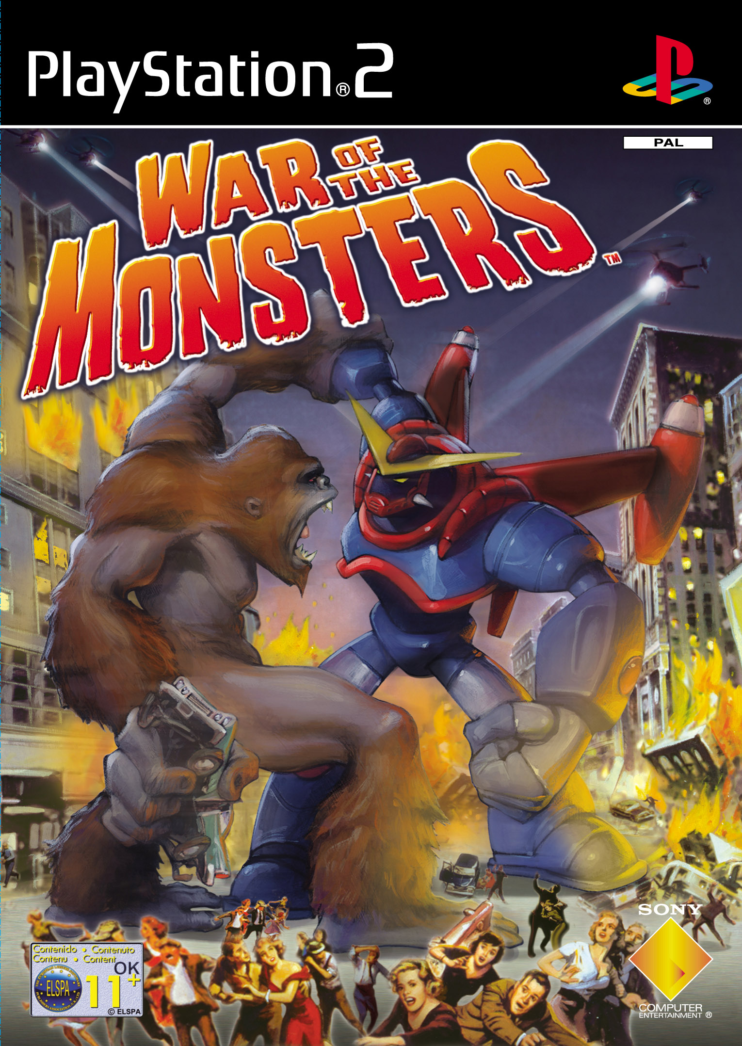 War Of The Monsters Game War Of The Monsters Wiki Fandom