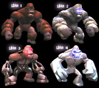 Congar skins