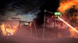 Jeff Wayne's Musical Version of The War of the Worlds Thunder Child CGI