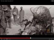 Martian war alien