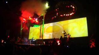 Jeff Wayne War of the Worlds in Ahoy Rotterdam