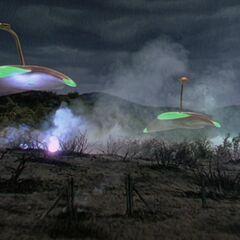 The Aliens Advance