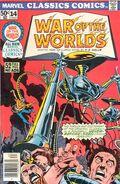 The War of the Worlds - Marvel Classics Comics