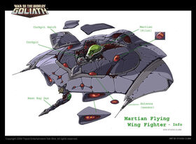 Flying Machine (War of the Worlds Goliath)