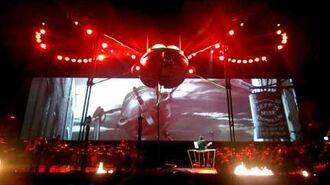 War of the worlds O2 arena December 2014