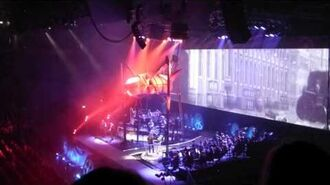 JEFF WAYNE'S WAR OF THE WORLDS VID CLIPS