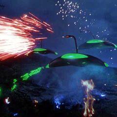 The Martians Triumphant