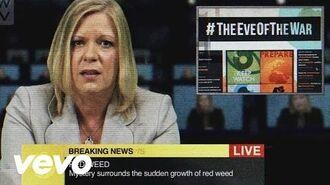 Jeff Wayne - TheEveOfTheWar News Report The Red Weed