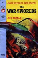 The War of the Worlds - Pocket Books