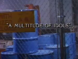 A Multitude of Idols title card