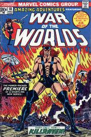Killraven - War of the Worlds