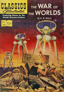 The War of the Worlds - Classics Illustrated