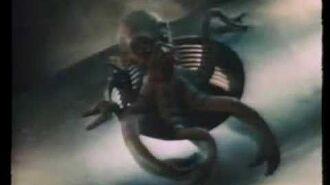 Ray Harryhausen War of the Worlds Martian...