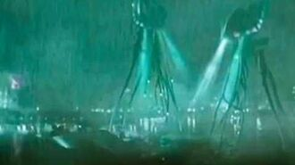 End of Humanity War of the Worlds Tripod Invasion
