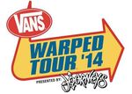 Warped Tour 2014 logo