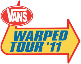 Warped tour 2011 logo