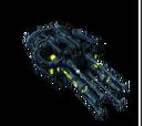 LSR-BXX Baryon Laser