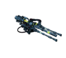 LSR-TB33 Baryon Laser