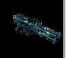 LSR-TG33 Gluon Laser