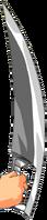 WarpTracker Sword
