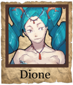Dione Mage Poster