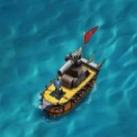 Cannon & Heal Ship