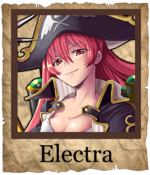 Electra Mage Poster