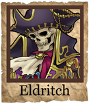 Eldritch Cannoneer Poster