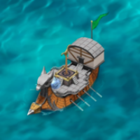 Tactician's Assault Ship